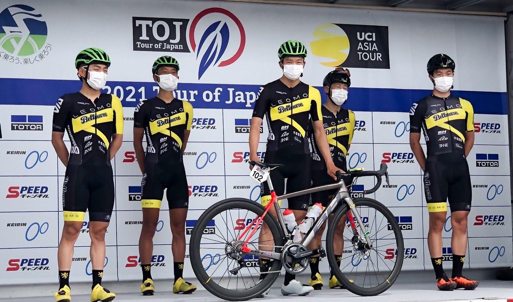 門田選手のレースレポート(Jプロツアー 群馬大会とTOJ)